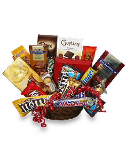 Chocolate Lovers\' Basket