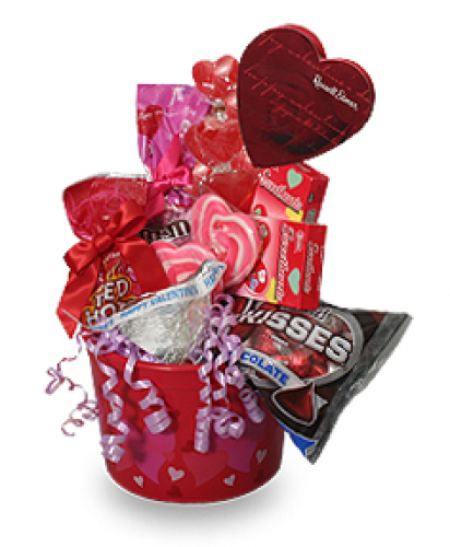 Sweetheart Candy Pail